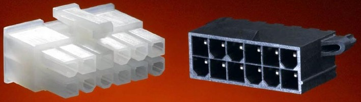 Headers withstand RoHS reflow temperatures.