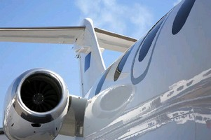 Release Agent supports aerospace parts manufacturing.