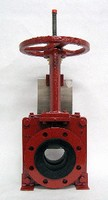Gate Valve supports heavy slurry applications.