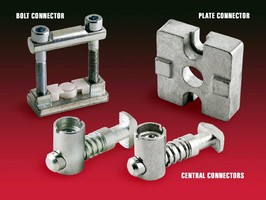 Aluminum Profiles offer three 90° connection options.