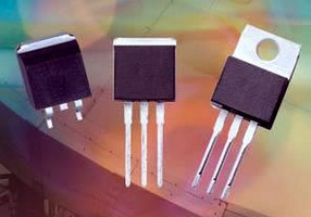 Trench Schottky Rectifier offers low VF of 0.648 V at 15 A.