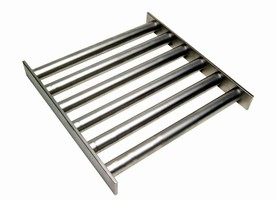 Eriez ProGrade Grate Magnets Available at Different Strength Levels to Fit All Needs