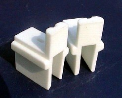 Alumina Ceramic offers abrasion and corrosion resistance.