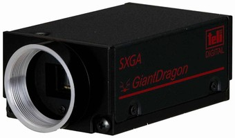 GigE Vision Industrial Cameras suit imaging applications.