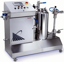 Spray System uses controlled heating to eliminate waste.