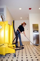 Cleans Away Customer Complaints