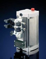 Compact Power Unit is designed for intermittent service.