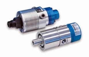 DEUBLIN AutoSense Unions for CNC Machining Centers