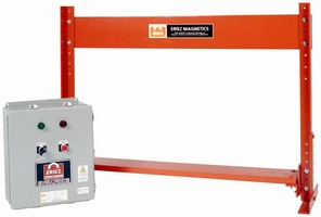 Eriez 1200 Series Industrial Metal Detectors - The Reliable Choice for Rugged Applications
