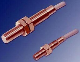 Inductive Proximity Sensors withstand temperatures to 248°F.