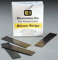 Almen Strips meet aerospace specification requirements.