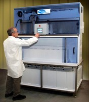 Electropolishing System eliminates outside vendors.