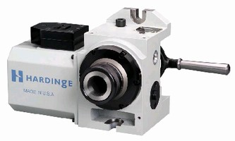 Rotary Indexer features dual-bearing spindle.