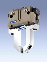 Parallel Grippers feature compact design.