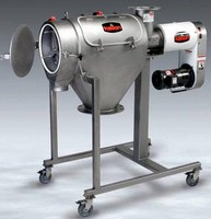 Centrifugal Screener eliminates cross-contamination.