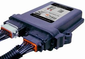 PLC features watertight enclosure.