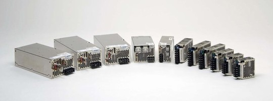 Lambda's Industrial Power Supplies are First with Lifetime Warranty!