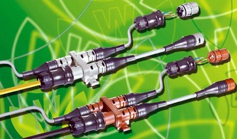 Electrical Connectors speed on-site installations.