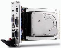 CompactPCI® Processor Blade is based on 9 W processor.