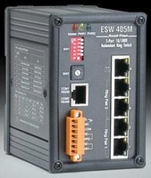 Ethernet Switches route relevant signals around line breaks.