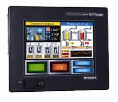 Touchscreen Displays target graphics operation terminals.