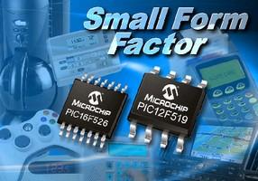 Microcontrollers feature non-volatile flash data memory.