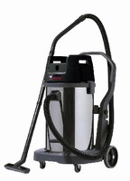 Industrial Vacuums handle both wet and dry materials.