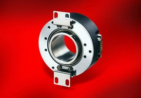Dynapar Introduces Hollow Shaft Encoder for Elevator Geared Traction Drives