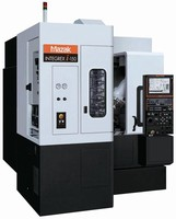 Machining Center multi-tasks small, complex parts processing.