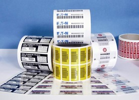 New! CILS Durable Barcode Label Print Service