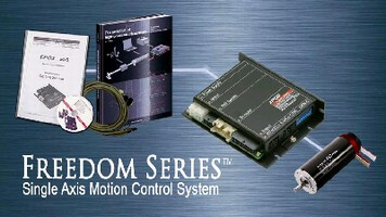 All-Inclusive Package enables motion control development.