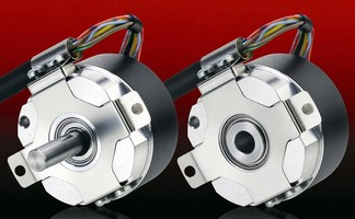 Absolute Encoders target servo motor applications.