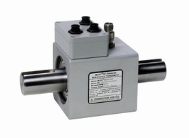 Automatic Torque Transducers offer analog/digital outputs.