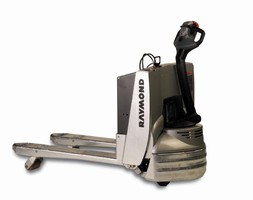 Pallet Trucks target food processing applications.