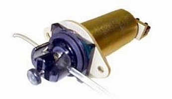 Sealed, Solenoid Pinch Valves Allow Quick Tubing Changes