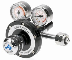 Pressure Regulators feature 2-stage design.