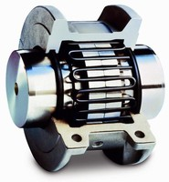 Couplings protect against shaft misalignment and vibration.
