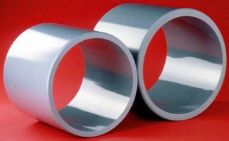 CPVC Pipe is available in diameters up to 24 in.