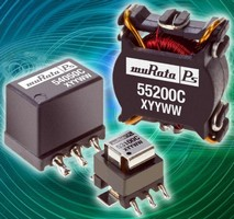 Current Sense Transformers suit high-frequency applications.
