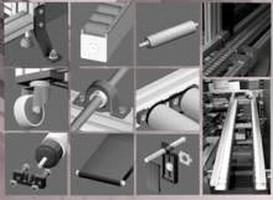 New Conveyor Components for MiniTec Machine Framing Range