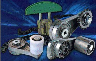 Belt and Chain Tensioners help extend life of components.