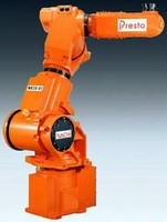 Robotic Arm features 7-axis design.