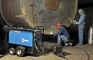 Bobcat 250 and Trailblazer 302 Welder/Generators Now Rated for 11,000 Watts of Output