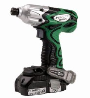 Cordless Impact Driver delivers 1,150 lb-in. torque.