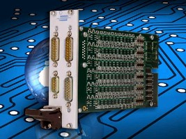 Variable Resistor Module simulates PT100 and PT1000 RTDs.