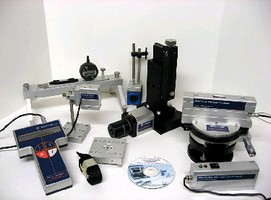 Alignment Kit suits roller and web-related applications.