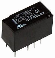 Relay has maximum switching power of 60 W.