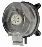 Differential Pressure Switches feature adjustable design.