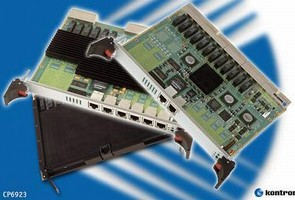 Gigabit Ethernet Switch delivers scalable ruggedness.