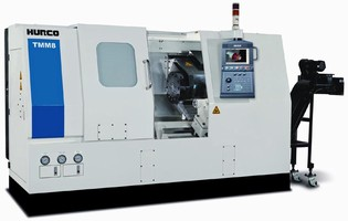 New Lathes, Machining Centres and Control Software from Hurco
